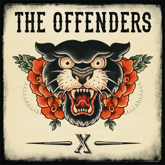 The Offender - X